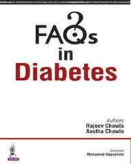 FAQs in Diabetes by Rajeev Chawla & Aastha Chawla