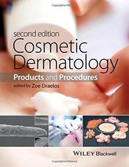Cosmetic Dermatology: Products and Procedures (Hardcover) by Zoe Diana Draelos