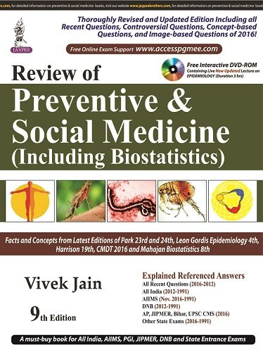 Vivek jain psm 9th edition 2017 buy online medical books at lowest review of preventive social medicine 9th edition 2017 by vivek jain fandeluxe Image collections