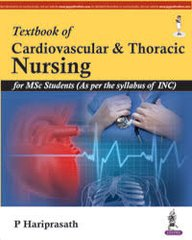Textbook of Cardiovascular & Thoracic Nursing by P Hariprasath