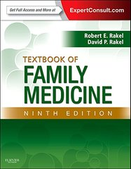 Textbook of Family Medicine 9th Edition 2016 (Hardcover) by Rakel