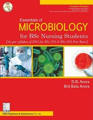 Essentials of MICROBIOLOGY by DR Arora