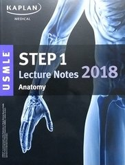 Kaplan USMLE Step 1 Lecture Notes 2018 (7 Volume Set)