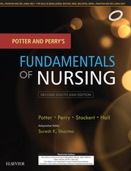 Potter and Perry's Fundamentals of Nursing 2nd SAE Edition 2017