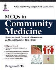 MCQs in Community Medicine by Ranganath TS