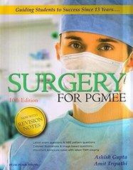 SURGERY FOR PGMEE 10ED 2016 By Ashish Gupta Amit Tripathi