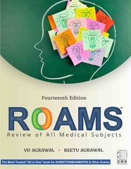 ROAMS 14th Edition 2018 by VD Agrawal, Reetu Agrawal