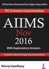 AIIMS Nov 2016 by Rituraj Upadhyay