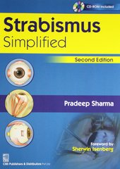 Strabismus Simplified (With CD): 2nd Edition (Paperback) by Pradeep Sharma