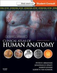 McMinn and Abrahams Clinical Atlas of Human Anatomy 7th Edition 2013