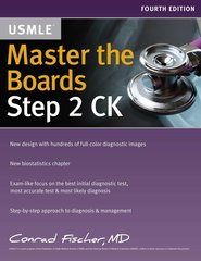 USMLE Master the Boards Step 2 ck 4th edition 2017