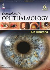 Comprehensive Ophthalmology (with free Companion on Comprehensive Ophthalmology) (Paperback) by A.K. Khurana