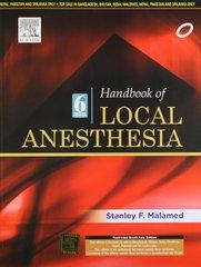Malamed Handbook of Local Anesthesia, 6e 2012