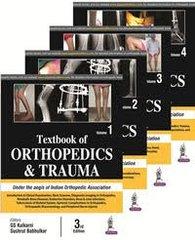 Textbook of Orthopedics & Trauma Under the aegis of Indian Orthopedic Association 3/e, 2016 by GS Kulkarni & Sushrut Babhulkar