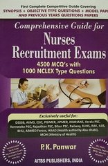 Comprehensive Guide for Nurses Recruitment Exam 2nd Edition 2016 by PK Panwar