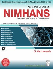 Neurosciences NIMHANS 13th Edition 2018 by Omkarnath