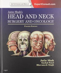 Jatin Shah Head & Neck Surgery & Oncology, 4/E (HB) 2012