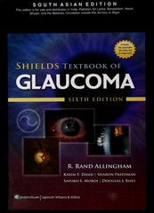 Shields Textbook of Glaucoma (Hardcover) by Allingham