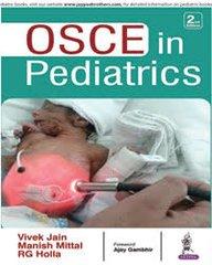 OSCE in Pediatrics by Vivek Jain