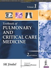 Textbook of Pulmonary and Critical Care Medicine 2nd Edition 2017 ( 2 Volume Set) By SK Jindal
