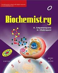 Biochemistry 5th edition 2017 by Satyanarayana