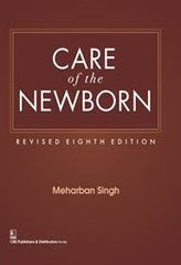Care of the Newborn 8th Edition 2016 by Meharban Singh