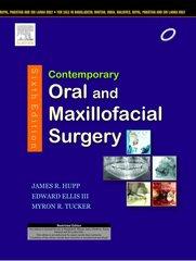 Contemporary Oral and Maxillofacial Surgery 6ED 2013 by Hupp