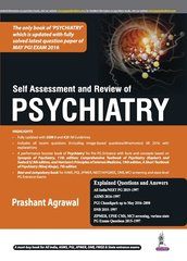 Self Assessment & Review of Psychiatry by Prashant Agrawal