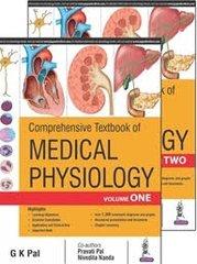 Comprehensive Textbook of Medical Physiology 2016 (2 Volume Set) GK Pal