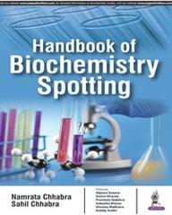 Handbook of Biochemistry Spotting 2016 by Namrata Chhabra