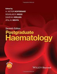 Postgraduate Haematology 7th Edition 2016 (HB) by Hoffbrand, Higgs