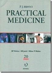 PJ Mehta's Practical Medicine, 20th Edition 2016 Paperback