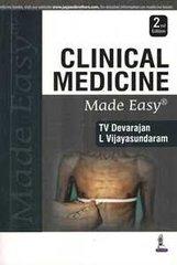 Clinical Medicine Made Easy TV Devarajan & L Vijayasundaram