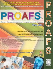 PROAFS for NBE 5th Edition 2017 Vivek Jain