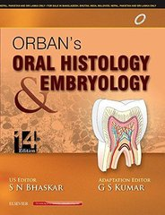 Orban's Oral Histology & Embryology, 14/e 2016