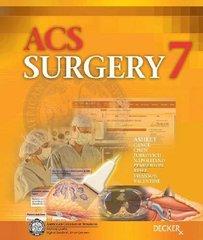 ACS Surgery 7th edition 2014 (2 volume set HB) by Ashley