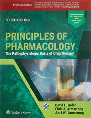 Principles of Pharmacology (Paperback) by Golan
