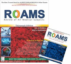 ROAMS with Supplement (2016-17) By VD Agrawal / Reetu Agrawal