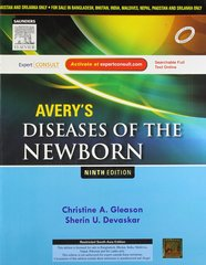 Avery Diseases of the newborn 9th edition 2012 by Gleason