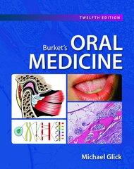 Burket Oral Medicine 12/e, 2015 (Hardcover) by Michael Glick