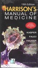 Harrison's Manual Of Medicine 19th Edition 2016 by Kasper