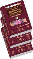 IADVL Textbook Of Dermatology (3 Volume Set) 4th Edition 2015