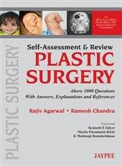 Self Assessment and Review of Plastic Surgery Paperback 2013 by Rajiv Agarwal, Ramesh Chandra