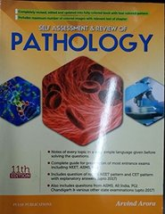 Pathology 11th edition 2018 by Arvind Arora