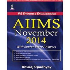 Aiims November 2014 by Rituraj Upadhyay