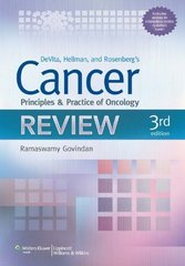Devita, Hellman and Rosenberg's Cancer: Principles and Practice of Oncology Review Paperback 3/e, 2012 by Ramaswamy Govindan