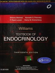 Williams Textbook of Endocrinology 13th Edition 2016 by Melmed