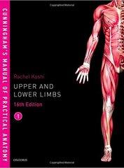 Cunningham's Manual of Practical Anatomy (3 Volume Set)