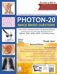PHOTON-20 Image Based Questions 2nd Edition 2016 by Vivek Jain