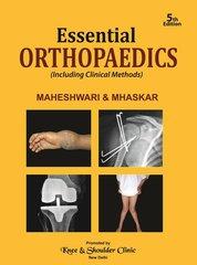 Essential Orthopaedics 5th Editon 2015 by J. Maheshwari, Vikram A. Mhaskar